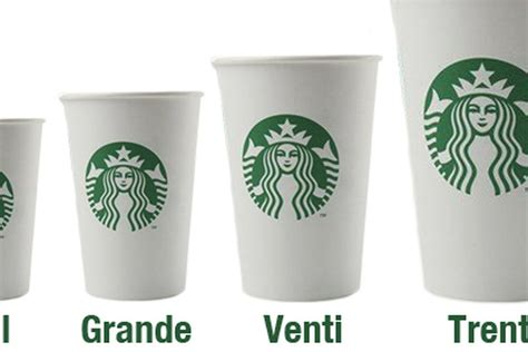 Starbucks to Launch a 31 Oz Big Gulp of Coffee: The Trenta   Eater