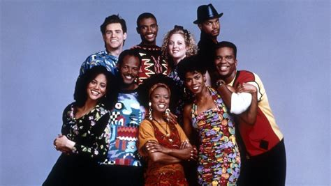 in living color episodes in living color review tv show 1990 reporter