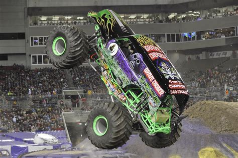 monster jam grave digger truck metro pcs presents monster jam in pittsburgh february 12