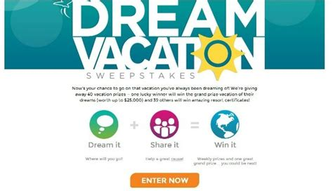 Pick Your Dream Car Instant Win Codes - the your dream vacation sweepstakes things to win autos post