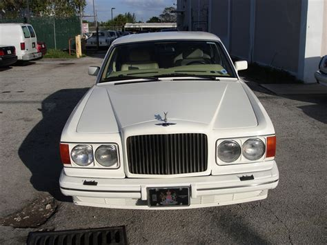 1991 bentley mulsanne classic car by owner miami