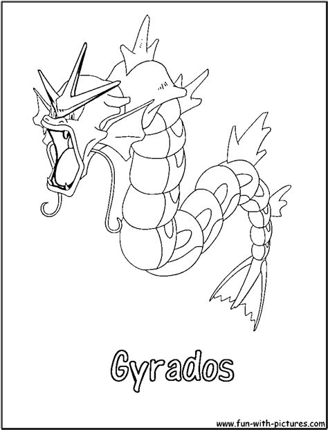pokemon coloring pages gyarados real life pokemon gyarados images pokemon images