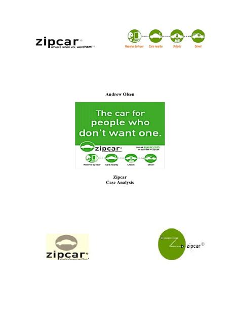 Zipcar Insurance Letter Zipcar Study Harvard Literature Review For Financial Performance Paper Bag Buyers In India