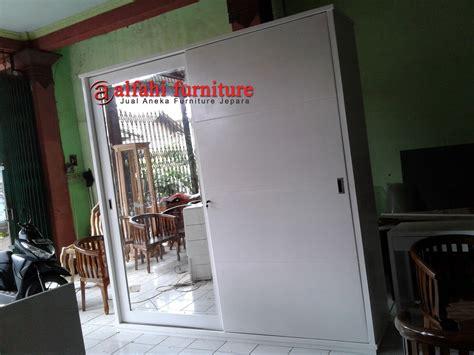 Lemari Pakaian Finishing Duco lemari pakaian sliding duco jual lemari alfahi furniture