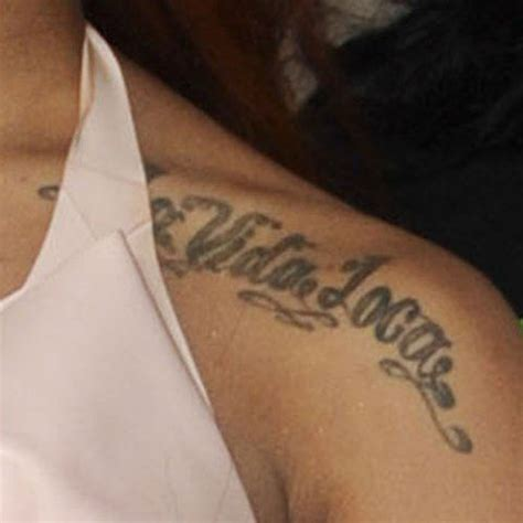 la vida loca tattoo karis s 17 tattoos their meanings guru