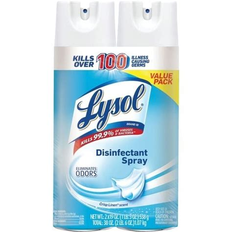 lysol original disinfectant spray  pack order