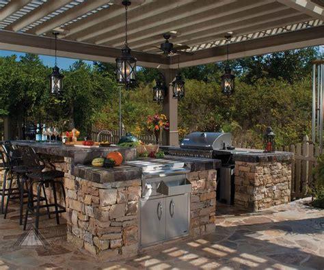 Amazing Outdoor Kitchen Designs by 47 Amazing Outdoor Kitchen Designs And Ideas Interior