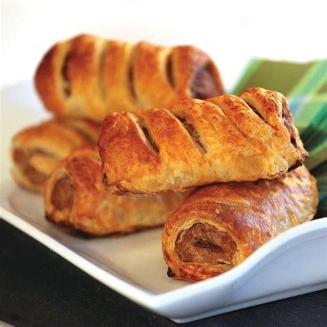 8x artisan sausage rolls