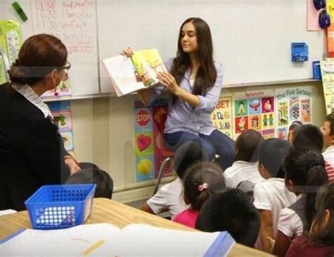 sasha grey  emerson elementary school