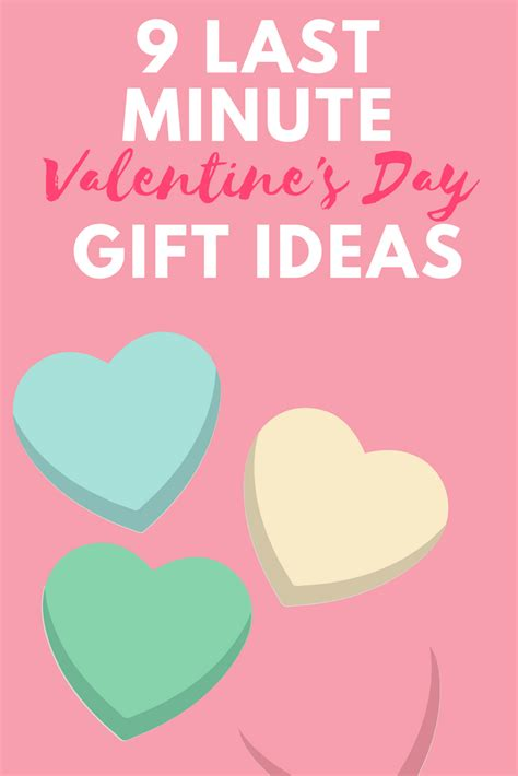 last minute valentines day gift ideas 9 last minute s day gift ideas