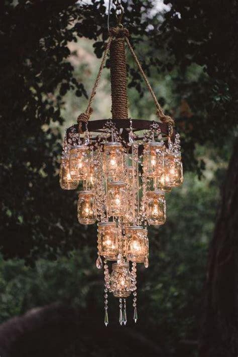 Diy Jar Chandelier 7 Amazing Jar Light Fixtures My Of Style My Of Style