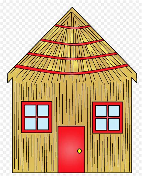 casa clipart cerdo dom 233 stico quot los tres cerditos quot casa quot clip casa