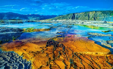 yellowstone national park yellowstone national park america s first national park