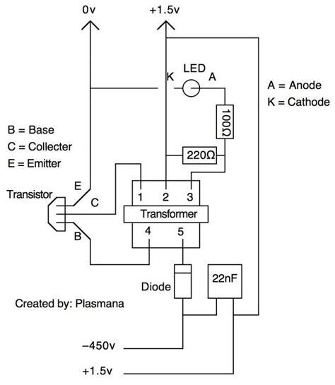 Lu Motor Led Ac Dc 3 Mata 30 Watt Putih mini gerador de alta tens 227 o usando pilha de 1 5 volts