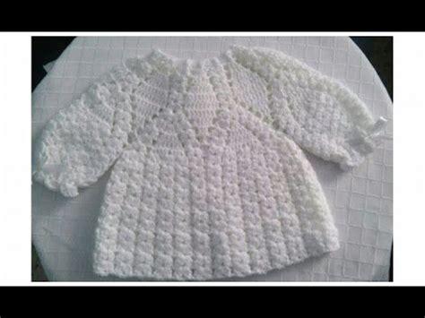primera parte chambrita tejida tejiendo con laura 1000 ideas sobre tejido a crochet para reci 233 n nacido en