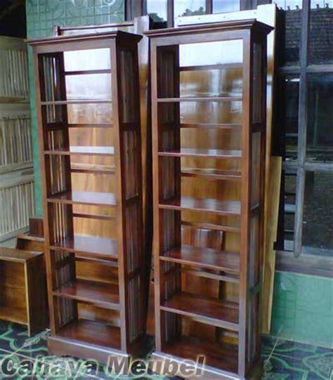 Rak Buku Murah rak buku minimalis murah kayu jati rak buku jati cahaya mebel jepara