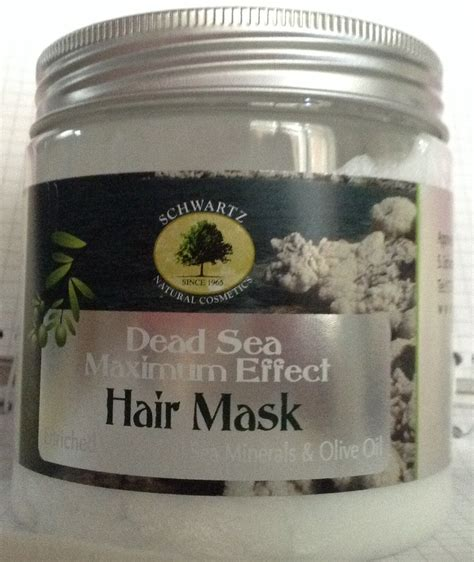 1000 Images About And Hair On Dead Sea Salt Hydrating Hair Mask And Schwartz Cosmetics Dead Sea Maximum Effect Hair Mask