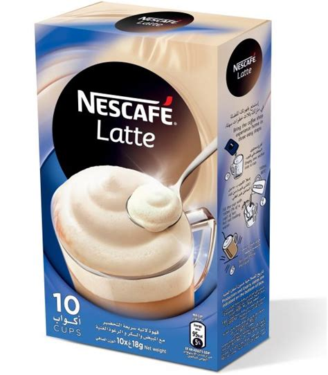 S3 Goldvit Per 10 Sachet nescafe latte instant foaming mix coffee 10 sticks 18g price review and buy in dubai abu