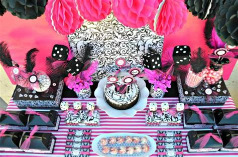 themes for teenage girl parties kara s party ideas bunco girls night teen girl birthday