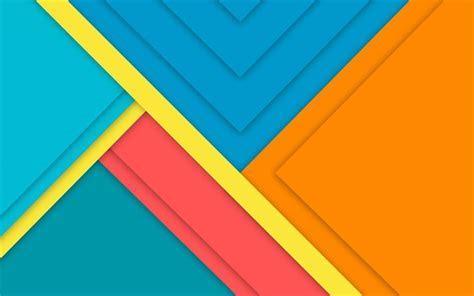 Descargar fondos de pantalla figuras geométricas, android