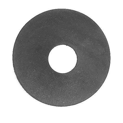 1 1 4 in o d x 3 8 in i d rubber faucet washer 1 per