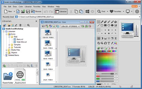 edit apk name image gallery icon editor for windows 7