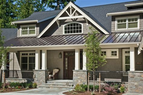 Metal Roof Designs For Houses