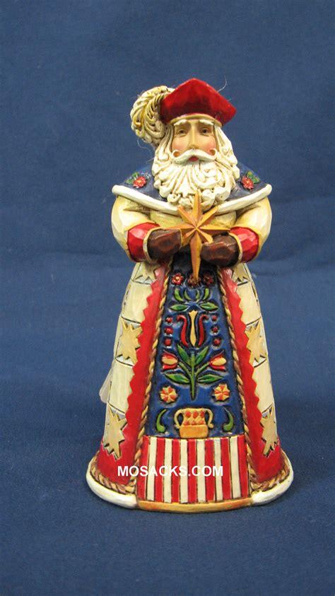 jim shore heartwood creek 5 quot canada santa hanging ornament