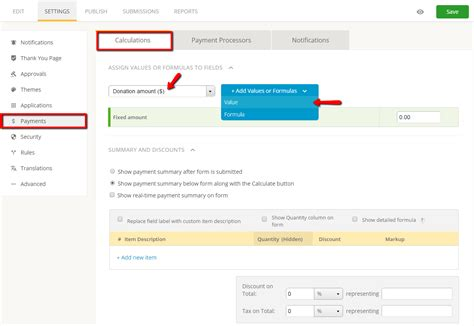 donation comes under which section creating a donation form for your website 123contactform