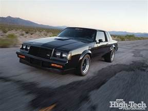 Buick Gnx Actual Horsepower Autos Ca Forum Rumour Mill Buick Grand National Gnx On