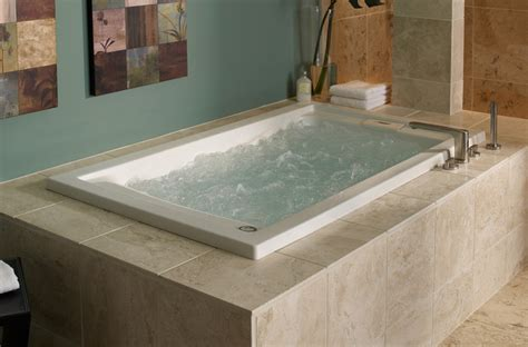 how deep is a standard bathtub evolution 5 x 36 deep soak everclean air bath bathtubs new york by