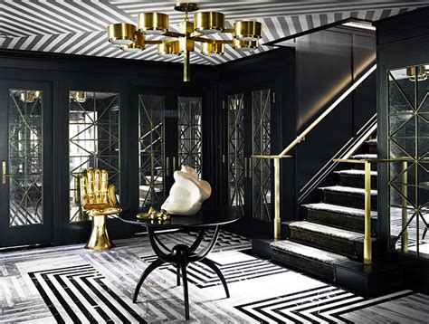 improve  style  home  black walls love