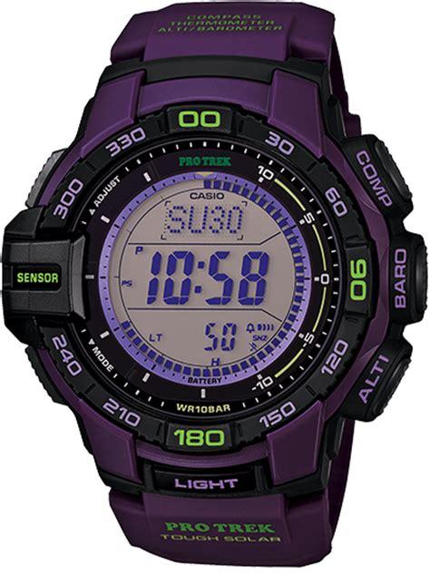 Jam Tangan Casio Pro Trek Prg 270 6a Tough Solar Original Casio Pro Trek Terbaru Prg 270 Semua Tentang Jam Tangan