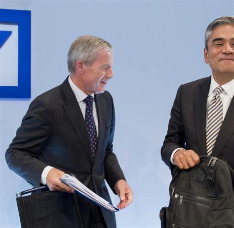 deutsche bank geldanlage fondshandel deutsche bank ordnet verm 246 gensverwaltung neu