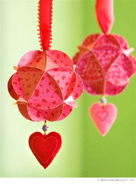 diy crafts for valentines 15 easy and festive diy ornaments diy crafts