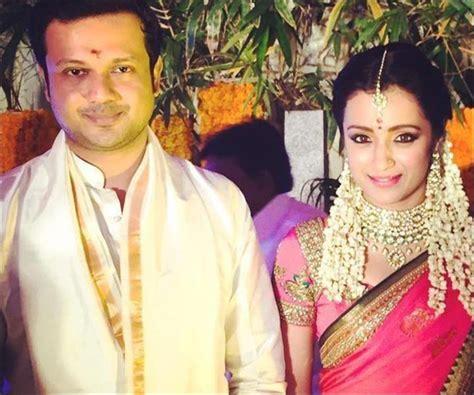heroine trisha husband photos trisha krishnan marriage the real reasons why it never