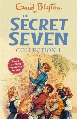 secret seven on the the secret seven collection 1 by enid blyton waterstones