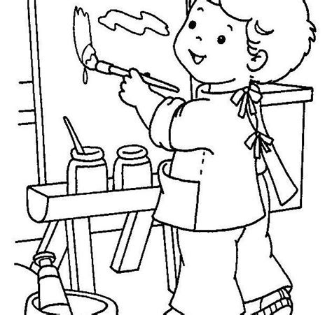 Coloring And Painting Kids Coloring Page Cavasecreta Com Painting Pages For