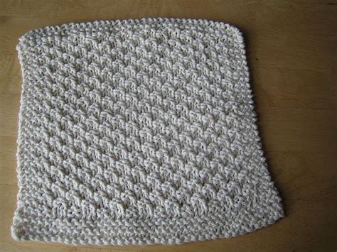 knitting pattern washcloth seed stitch washcloth sewing crafts and diy projects
