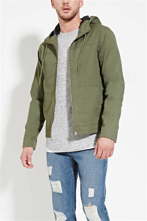 Hooded Cotton Jacket hooded cotton jacket lovelock events