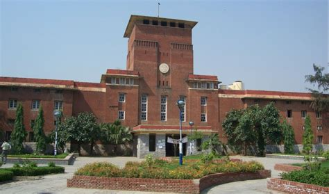 Delhi University: Ranked Number 1 In India