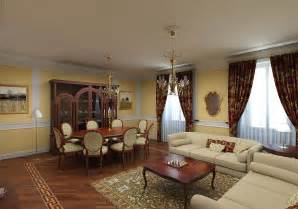 Classic Home Interior Design by Classic Interior Design