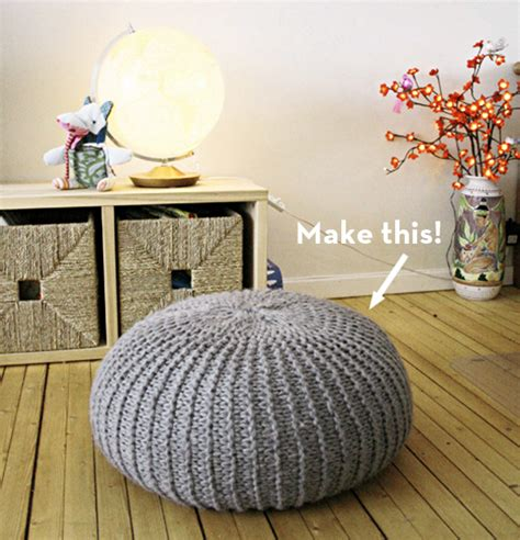 knittastic make your own designer inspired pouf 187 curbly