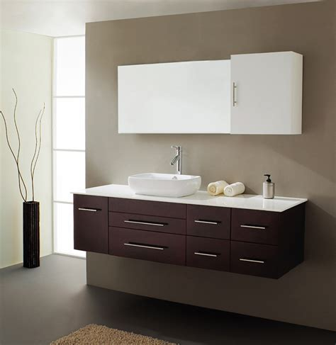 Bathroom Vanities Solid Wood Construction Adodo 59 Quot Bathroom Vanity Espresso Finish Eco Friendly Solid Rubber Wood Construction