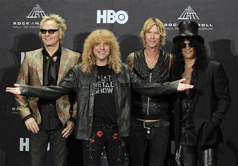 biografia cada uno integrantes guns n roses resumen del rock and roll hall of fame la casa del rock