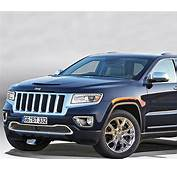 2018 Jeep Grand Cherokee Redesign Changes Release Date