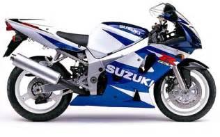 suzuki gsx r600 model history, part 2