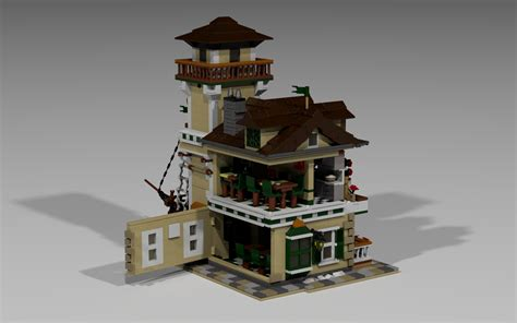 boat house ideas lego ideas boat house diner