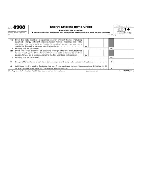 Credit Formation 2014 form 8908 energy efficient home credit 2014 free