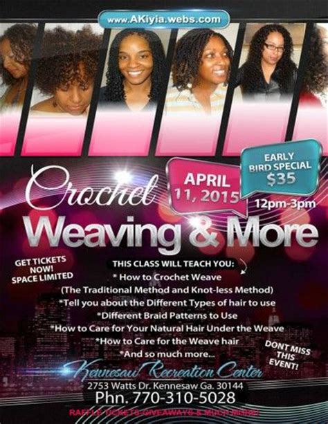 flyers for hair shows new event flyer natural hair events pinterest
